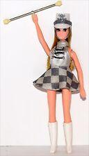 Topper Dawn Doll Rare Majorette Dawn HTF Raincheck Mini Dress, Baton,...! Lot A1