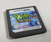 Yoshi Touch & Go Nintendo DS Game Cart Only Genuine EUR Fast Free Postage