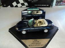 Vitesse 1/43 Jaguar XK8 Cabriolet  metallic sapphire blue