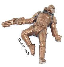 Star Wars Micro Machines Imperial Stormtrooper Fallen Dead Trooper Galoob Bronze