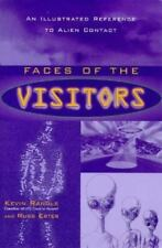 Faces of the Visitors by Kevin Randle (1997, Paperback) SC