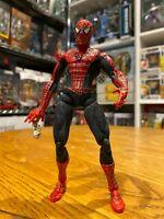 "Marvel Legends Spider-man Movie Figure 6"" 2003 Tobey Figure BROKE ARM"