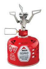 MSR POCKET ROCKET 2 STOVE COMPACT PERSONAL CAMPING HIKING CANISTER STOVE