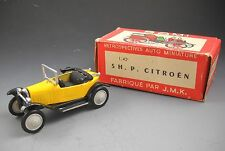 Rami for JMK  1924 CITROEN 5HP Collectible Car Retrospectives Auto Miniature