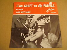 45T SINGLE TELSTAR / JEAN KRAFT EN ZIJN FARFISA - MELODIA