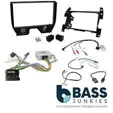 Citroen DS3 Car Stereo Double Din Fascia Steering Wheel Interface Kit CTKCT04