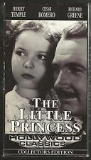 The Little Princess (VHS/EP, 1999),Shirley Temple,Richard Greene,Musicals,Drama