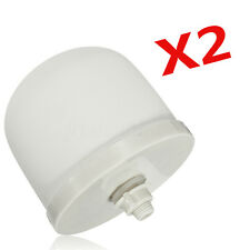 2PCS Ceramic Water Filter Replacement Dome Cartridge Purifier for 7 8 Stage AU