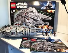 LEGO Star Wars Millennium Falcon 7965 - Complete With Instructions And Box