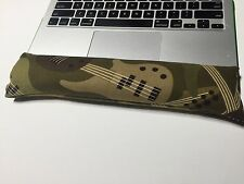 Laptop Keyboard Wrist Rest Support Pad - Aromatic Cedar & Lavender - Guitars