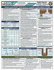 International Plumbing Code Quick-Card Based on the 2015 IPC