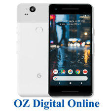"New Google Pixel 2 5.0"" Android 8 4G 12.2MP 64GB White Unlocked Phone 1Yr AuWty"