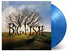 Danny Elfman - Big Fish OST - 2 LP Lim 1000 Numbered BLUE Vinyl Pearl Jam