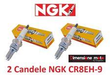 5666 - 2 Candele NGK CR8EH-9 per HONDA CB 500 S dal 1996 >2003