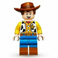 LEGO Toy Story 4 Woody Minifigure 10767 10766 New For Kids Genuine