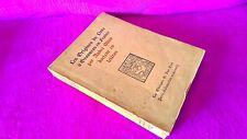 LES ORIGINES DU LIVRE A GRAVURES EN FRANCE, INCUNABLES, ANDRE BLUM 1928