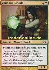 2x Zhur-Taa-Druide (Zhur-Taa Druid) Dragon's Maze Magic