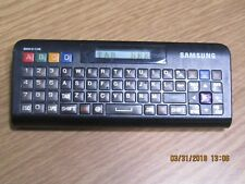 USED  Samsung Qwerty Smart TV Remote Control BN59-01134B with