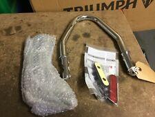 Triumph America & Speedmaster EFI Longhaul Rear Sissybar Kit NEW