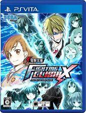 New PS Vita Dengeki Bunko FIGHTING CLIMAX Japan Japanese PlayStation VLJM-30093