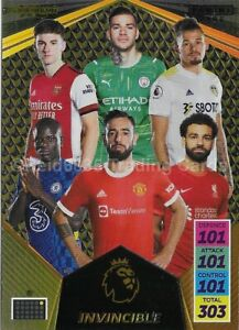 "Panini Adrenalyn XL - Premier League 2021 - 22: ""Rare"" - Invincible Card (#05)"