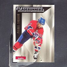 PIERRE TURGEON  1996/97 Skybox  Bladerunners #23 of 25  Montreal Canadiens