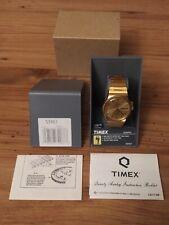 Vintage Timex Wristwatch Men's Watch NEW OLD STOCK M Cell Gold 59467 NIB NOS VTG