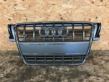 08 09 10 11 12 AUDI A5 S5 FRONT BUMPER RADIATOR GRILL OEM 2008 2009 2010 2012