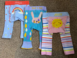Baby Joules Blade And Rose Leggings 0-6 Months