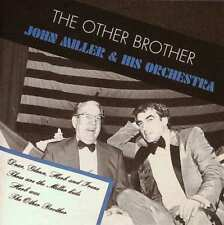JOHN MILLER & ORCHESTRA The Other Brother HERB Glenn FIONA PAGE Autographed CD