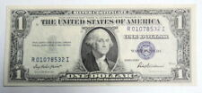 1935 F Us Mint $1 Dollar Silver Certificate Paper Money Note Unc ~ Free Shipping