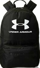 Under Armour Black Gym Sports School Backpack Rucksack