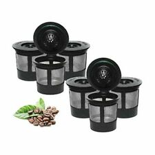 Reusable Refillable Coffee Pod Filters Compatible With Keurig Cup Coffee Makers