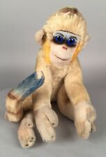 "Vintage Steiff Mungo Monkey - Swivel Head - 1325,07 11"" Tall 1957-1967"