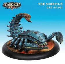 Dark Age Forsaken Scorpius: Warhammer 40k Chaos Space Marine Daemon Engine