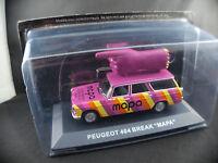 """Altaya/Kiosque/Atlas ◊ Peugeot 404 break """"MAPA"""" ◊ 1/43 neuf en boite/boxed"""