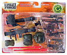 Ultimate Soldier Military and Adventure Action Figures