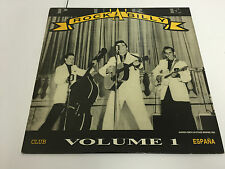 Pure Rock'A'Billy ROCKABILLY Vol 1 Club PRLP 001 RARE VINYL  LP TEST PRESS MINT