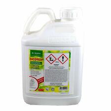 Dicotex 5 Liter Profi Line Rasen Unkraut-Frei Dr. Stähler Herbizid Rasenflächen