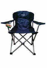 Outback Big Man Folding Camping Chair 150 KG Very Comfortable Strong picnic camp