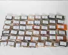 Set of 50 Herb Sachets - Witch Wicca Pagan Witchcraft Charm Spells Ritual