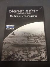 Planet earth the future: living together (DVD)