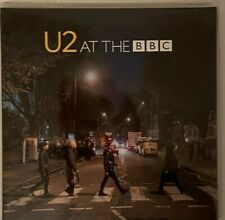 "U2 : ""At The BBC"" (Live 2017) (RARE CD + DVD)"