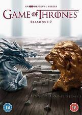 Game Of Thrones - Complete Seasons 1-7 DVD [2017] New Sealed UK Region 2