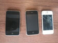 iPhone 4s / iPhone 3gs 16gb / iPod 8gb  for parts LOT