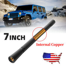 2007-2020 | Flexible Rubber /& Copper Antenna Mast Replacement Accessories Designed for Optimized FM//AM Reception BA-BOLING 13 Antenna Compatible with Jeep Wrangler JK JKU JL JLU Rubicon Sahara