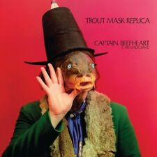 Captain Beefheart - Trout Mask Replica 2 x LP 180 Gram Vinyl Album SEALED RECORD