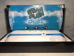 Mindflex Duel Game Board -CONSOLE AND BOX ONLY- T8498 - Missing 1 Battery Cover