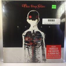 Three Days Grace - Human LP + DOWNLOAD