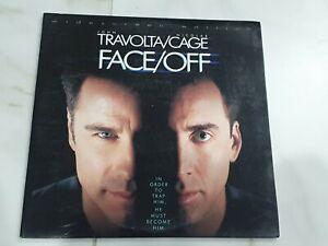 Face Off Laserdisc